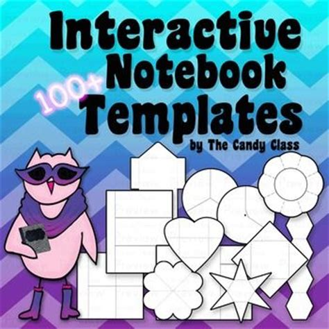 templates for interactive notebooks 542 best images about fonts borders and clipart on