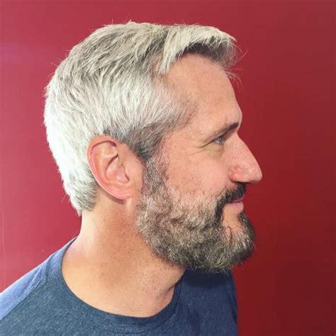 do men like grey hair 30 spectacular hair color ideas for men express yourself