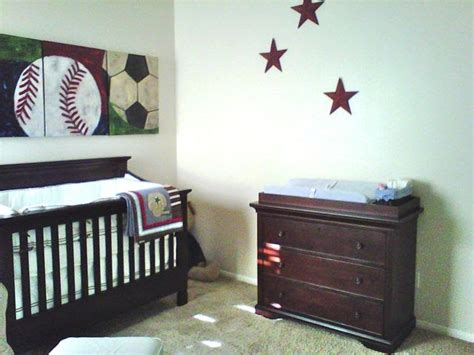 sports theme nursery dear weekend my client s sports themed nursery