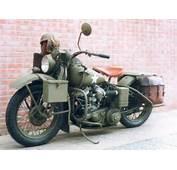 My Liberator Harley Davidson 42WLA31854 DoD Early 1943