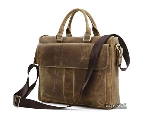 Need A Cool Laptop Bag by Computer Briefcase Leather Brown Cool Briefcase Bagswish