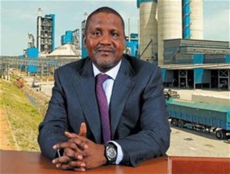 dangote to build africa s fertilizer plant ventures africa