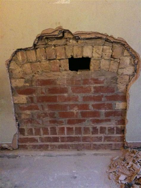 Open Up Fireplace by Opening A Fireplace Diynot Forums