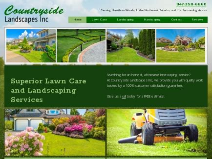 countryside landscapes inc landscaper hawthorn woods