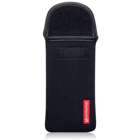 Pouch Galaxy S6 Edge Black shocksock black neoprene pouch for samsung galaxy s6 galaxy s6 edge ebay