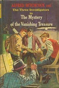 the vanishing season a mystery books alfred hitchcock and the three investigators in the