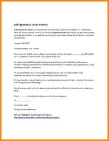 11  how to write experience letter   nurse resumed