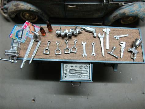 Werkstatt Deko by Vintage Werkbank Mit Werkzeug Diorama Werkstatt Garage