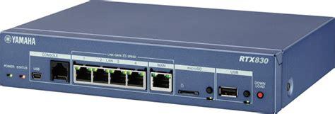 Yamaha Router Rtx810 ヤマハのsd wan を実現する新vpnルーター 10月から発売開始 ビジネスネットワーク jp