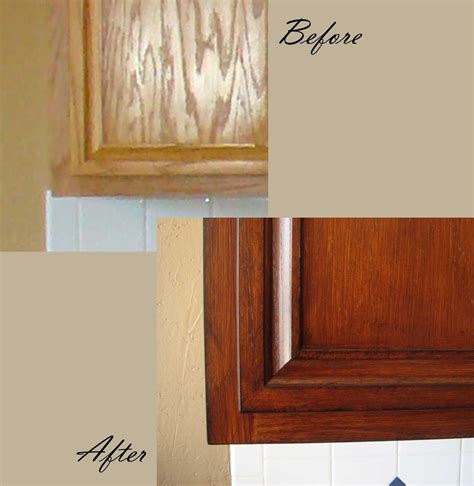 how to touch up stain kitchen cabinets how to restain oak kitchen cabinets imanisr com