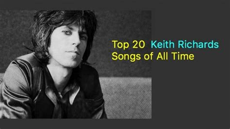 Keith Top top 20 keith richards songs of all time nsf