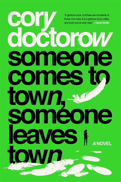 j c comes to town books doctorow s books get a brand new look tor