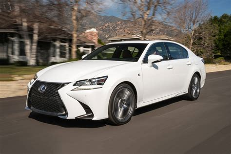 sporty lexus 4 door 2017 lexus gs 450h pricing for sale edmunds