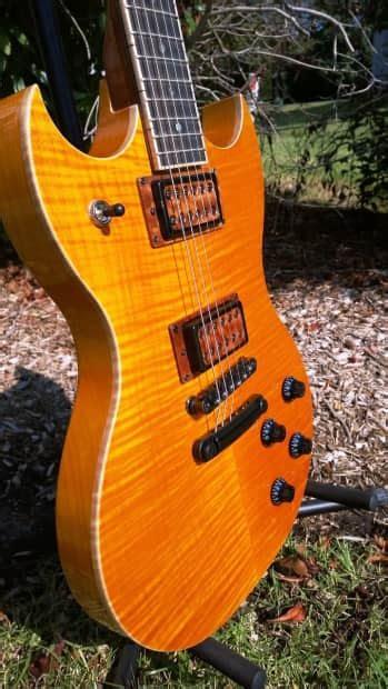 Handmade Custom Guitars - hawkins h sg handmade custom electric guitar sale reverb