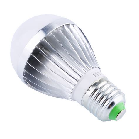 Led Motion Sensor Light Bulbs E27 3w 5w Sound Light Sensor Auto Pir Motion Detection Led Light L Bulb Oe Ebay