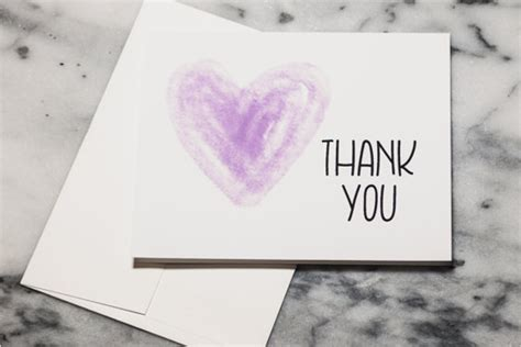 custom thank you card template 30 blank thank you card templates free word designs