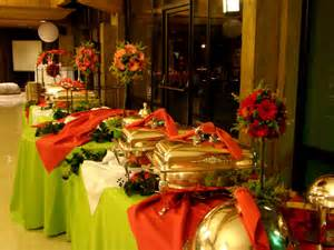 How To Decorate Buffet Table Buffet Table Decorating Ideas House Experience