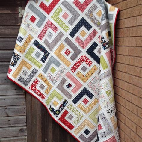 Jelly Roll Patchwork Patterns - jelly roll quilt pattern marcie s maze by mack and mabel