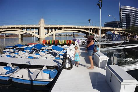 boat rentals phoenix boating at tempe town lake things to do in phoenix with