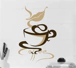 coffee wall stickers coffee wall decor coffee cup decal coffee mug decal mothers