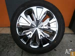 Chrome Truck Rims For Sale Australia Mk 11 18 Inch Chrome Alloy Wheels For Sale In Carramar