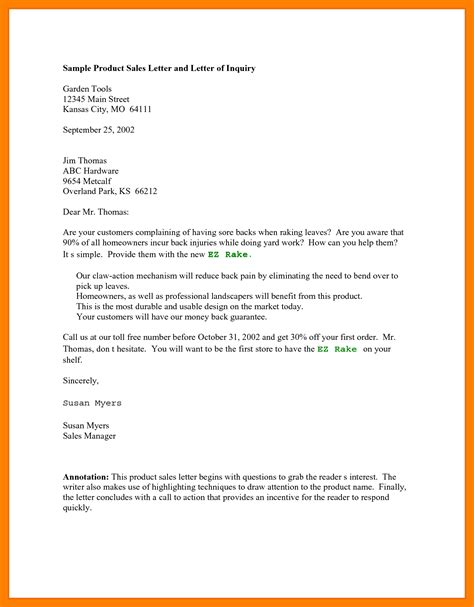 3 simple inquiry letter sle target cashier
