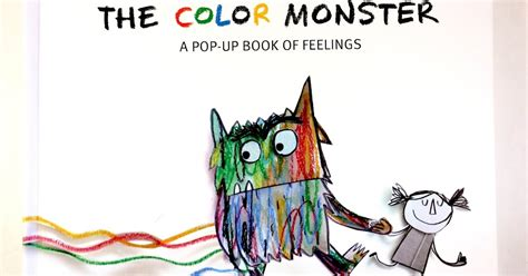 the color monster a pop up book of feelings anna llenas 9781454917298 amazon com books let s talk picture books the color monster a pop up book of feelings