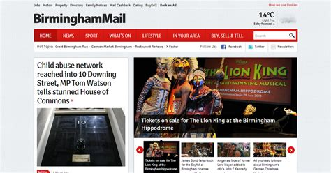 birmingham mail jobs section birmingham mail editor s welcome to the new birmingham