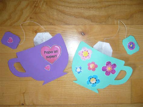 Ideen Für Muttertag by Vatertagsgeschenke Basteln Mit Kindern Tolle Ideen