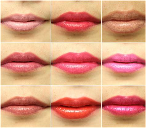Lipstik Tint nyc expert last lip color lipstick collection swatches review raincouver