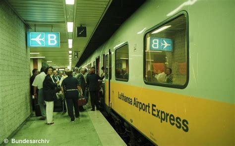 in lufthansa ab wann et 403 als lufthansa airport express