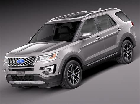 bid reviews 2018 ford explorer platinum review carsautodrive