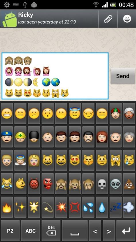 emoji keyboard for android get emoji keyboard on your ios or android device