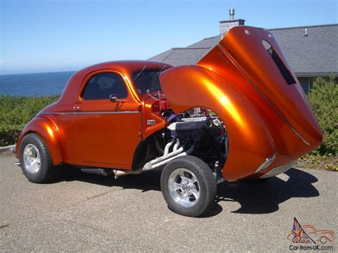 Machines 164 Willys Coupe 1941 Pink chevy orange engine paint chevy free engine image for user manual