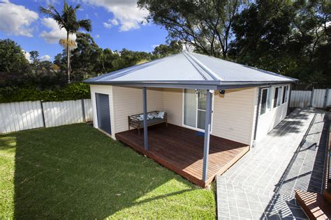 Backyard Flat by Building A Flat In Your Backyard Grannyflatsolutions