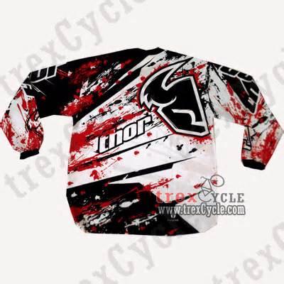 Kaos Baju Fox 5 toko baju jersey sepeda jual jersey downhill fox dan