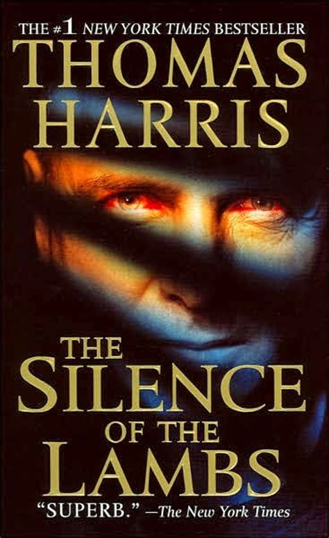 e reviews book review the silence of the lambs by