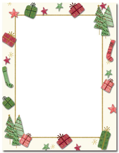 printable christmas border paper free christmas photo borders clipart best