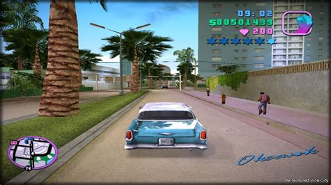 mod game gta vc re textured vice city mod file mod db
