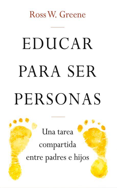 educar para ser educar para ser personas