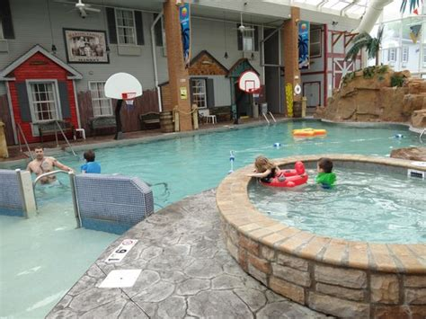 Poolside Fun Picture Of Comfort Inn Splash Harbor