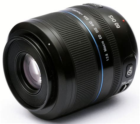 Samsung F2 samsung 60mm f 2 8 nx i function macro lens
