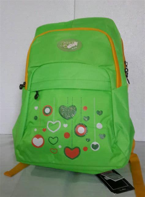jual tas ransel laptop anak sekolah remaja alto silver belangbelang shop