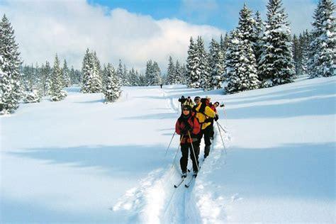 ski de fond oxyg233nation en vercors ski de fond vercors