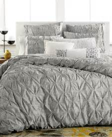 bar iii comforter bar iii diamond pleat full queen duvet cover bedding