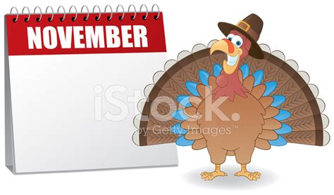 Calendar When Is Thanksgiving Thanksgiving Calendar Stock Photos Freeimages