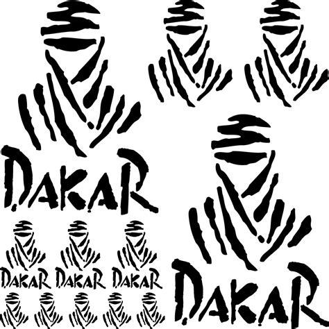 Sponsoren Aufkleber Kit by Kit Stickers Dakar Pas Cher