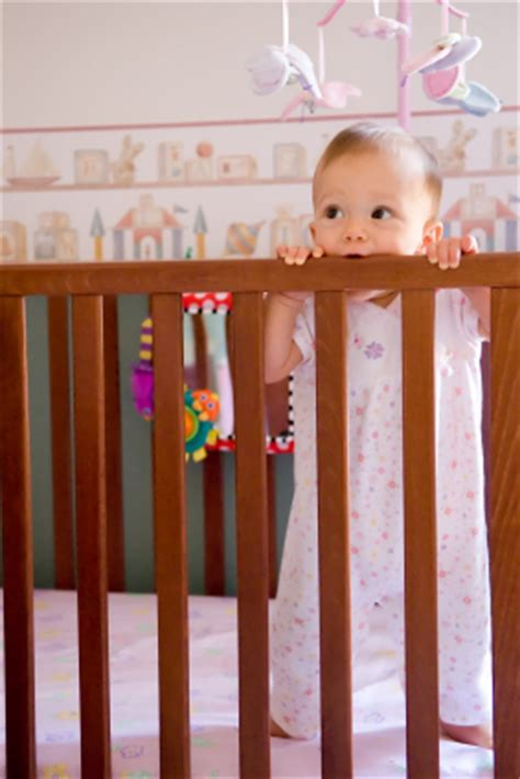 Baby Biting Crib by Baby Safe Paint For Cribs Keep Your Babies Safe By