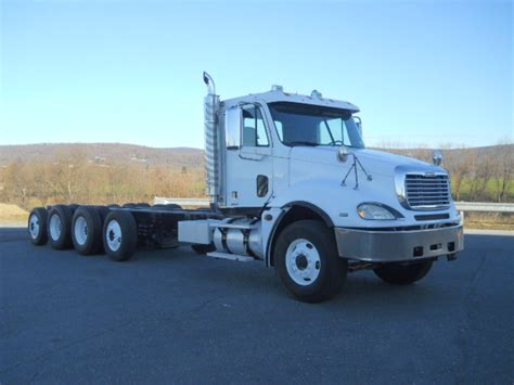 freightliner trucks for sale freightliner cab chassis trucks for sale