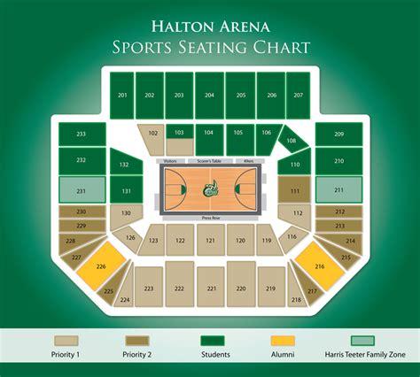 unc basketball seating chart arena seating capacity dale f halton arena unc